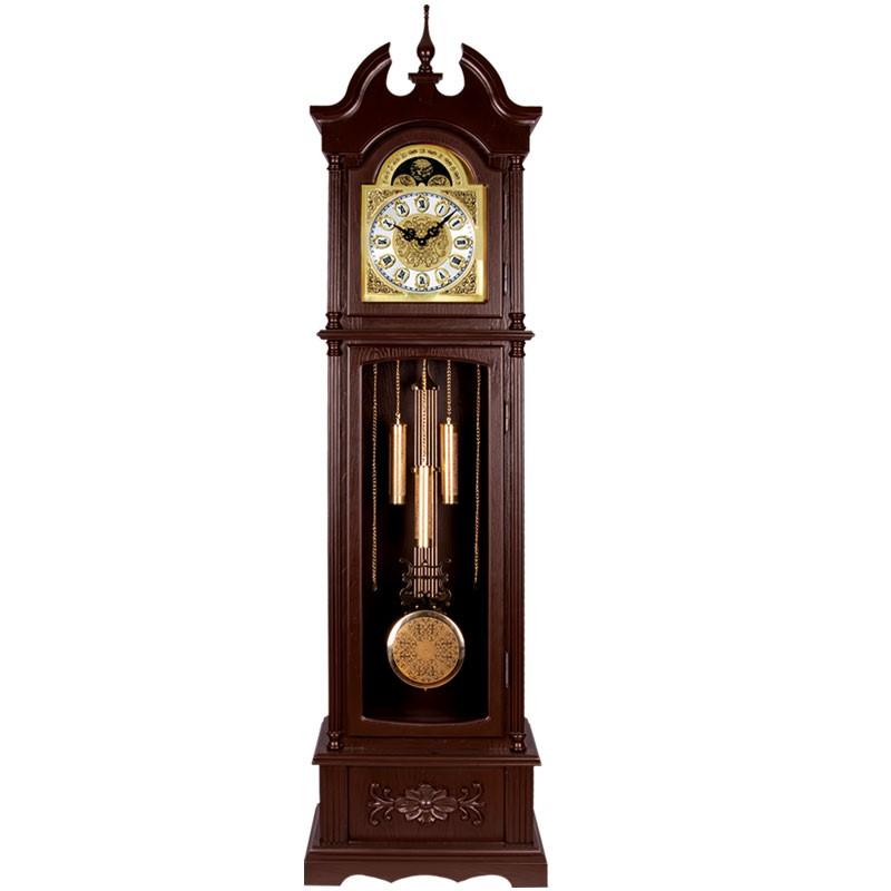 ساعتهای ایستاده چوبی