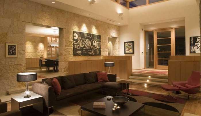 روشنایی مدرن، و تاثیر آن بر روی دکوراسیون منازل شما