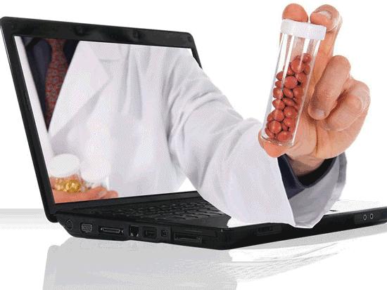 داروخانه اینترنتی با ارسال رایگان
