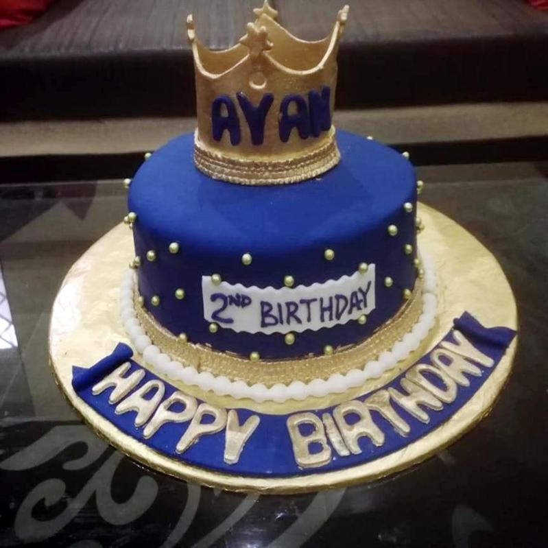 سفارش کیک تولد دو نفره