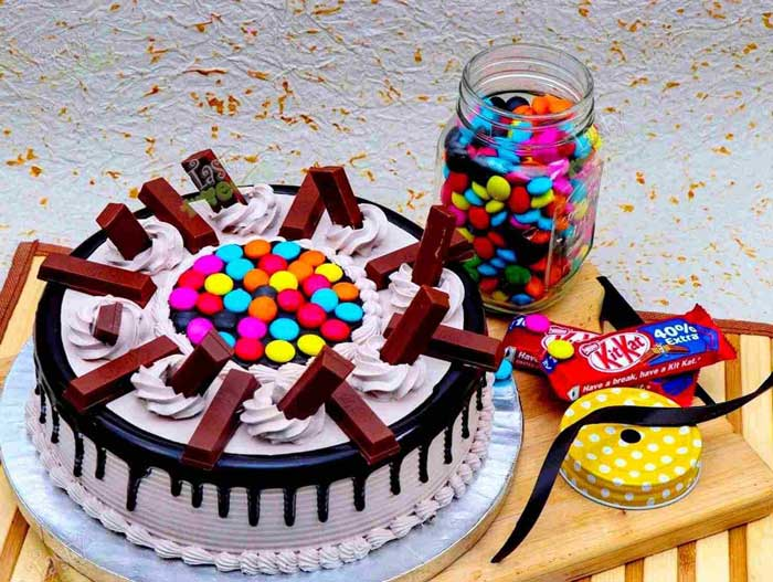 سفارش کیک خانگی