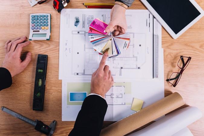 چگونه می توان یک طراح داخلی خوب شد؟