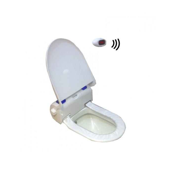 نحوه استفاده از کاور توالت فرنگی