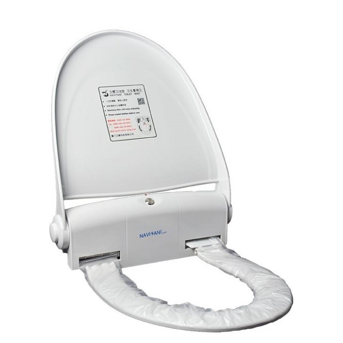 روکش پارچه ای توالت فرنگی