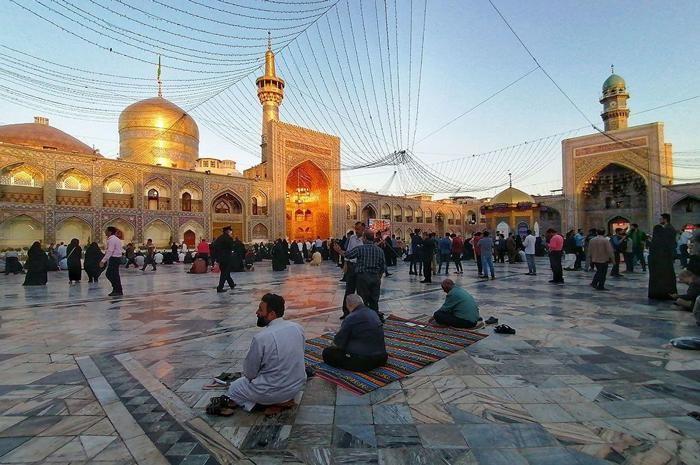 بهترین زمان برای سفر از اصفهان به مشهد