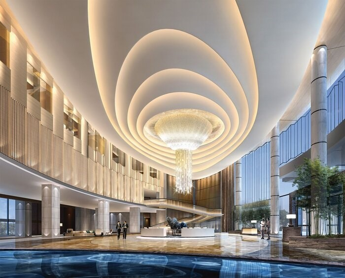 طراحی سقف خانه باگچ