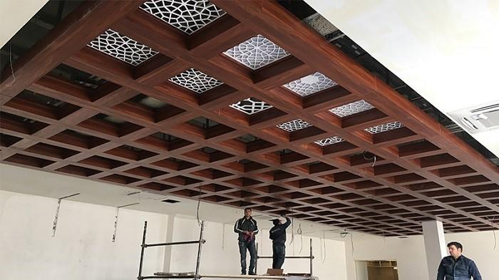 طراحی سقف کاذب