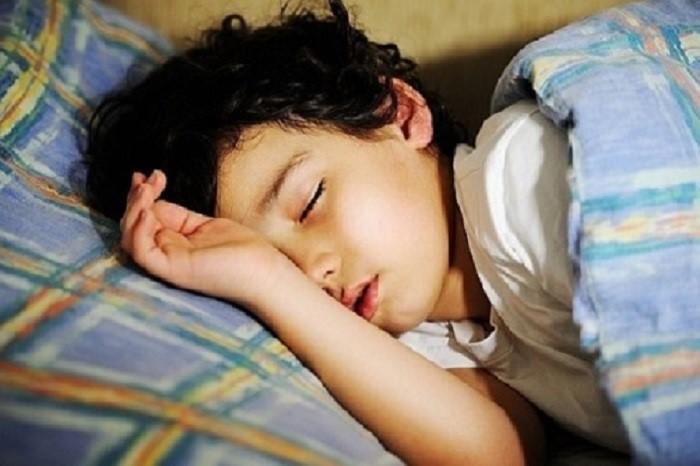 علت دندان قروچه کودکان در خواب