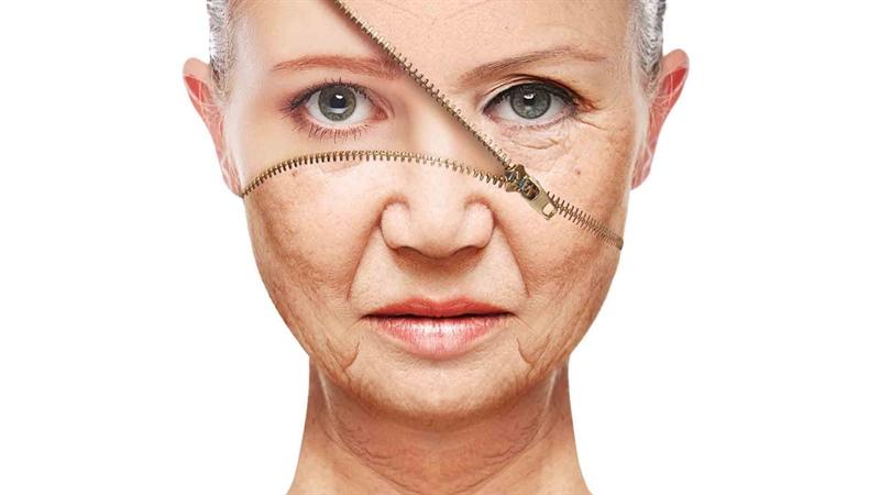 عوامل موثر بر پیشگیری از چروک شدن پوست