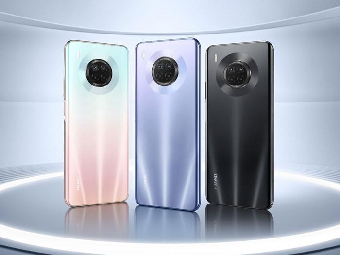 ویژگیهای گوشی y9a